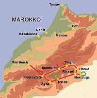 Gebirge In Marokko Mit 3 Buchstaben